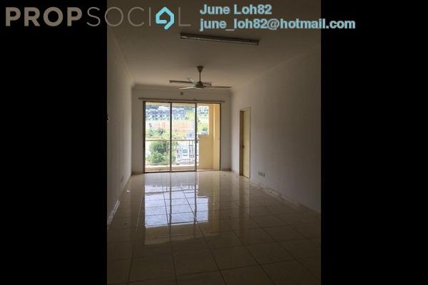 For Rent Condominium at Platinum Hill PV6, Setapak Freehold Unfurnished 4R/2B 1.55k