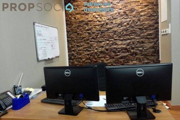 For Rent Office at Binjai 8, KLCC Freehold Fully Furnished 0R/0B 3.8k