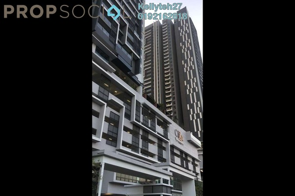 For Rent Condominium at CitiZen, Old Klang Road Freehold Semi Furnished 3R/2B 2.3k