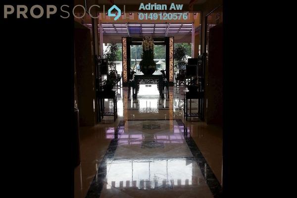 For Sale Shop at Megan Ambassy, Ampang Hilir Freehold Semi Furnished 0R/0B 630k