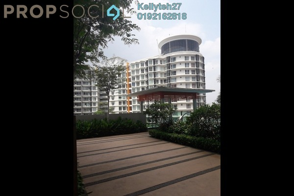 For Rent Condominium at Tiara Mutiara 2, Old Klang Road Freehold Fully Furnished 3R/2B 1.8k