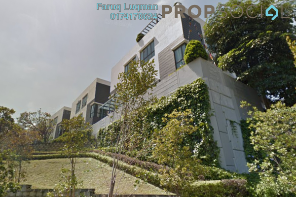 For Sale Villa at Desa Hill Villas, Desa Petaling Freehold Unfurnished 4R/5B 3.65m