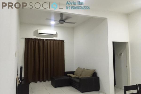 For Rent Condominium at Skypod, Bandar Puchong Jaya Freehold Fully Furnished 3R/2B 2.3k
