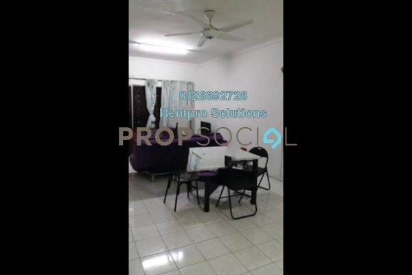 For Rent Condominium at Seri Cendekia Apartment, Cheras Freehold Fully Furnished 3R/2B 1.4k
