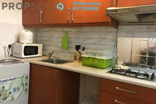 For Sale Serviced Residence at Maytower, Dang Wangi Freehold Fully Furnished 1R/1B 320k