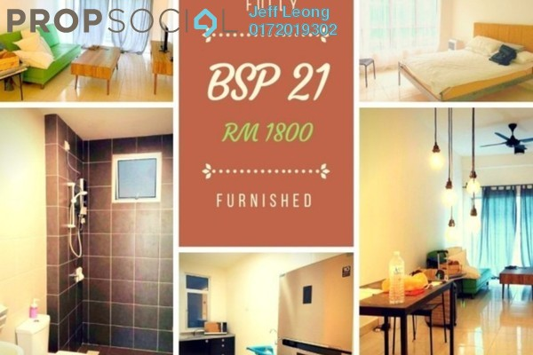For Rent Serviced Residence at BSP 21, Bandar Saujana Putra Freehold Fully Furnished 0R/2B 600translationmissing:en.pricing.unit