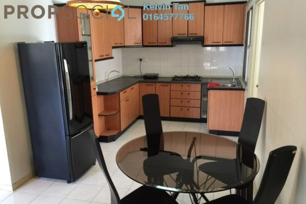 For Sale Condominium at Villa Emas, Bayan Indah Freehold Fully Furnished 3R/2B 398k