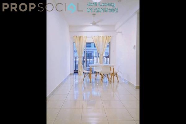For Rent Serviced Residence at BSP 21, Bandar Saujana Putra Freehold Semi Furnished 3R/2B 1.5k