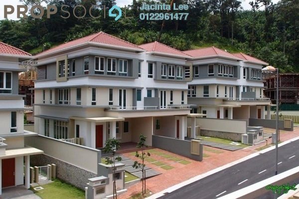 For Sale Semi-Detached at The Rafflesia, Damansara Perdana Freehold Semi Furnished 5R/6B 2.16m