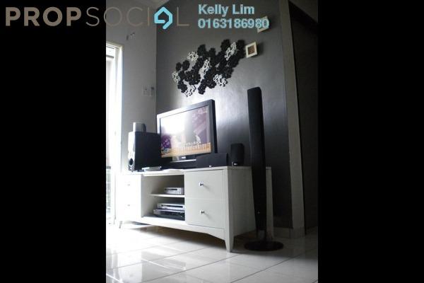 For Sale Condominium at Puncak Baiduri, Cheras South Freehold Semi Furnished 3R/2B 335k