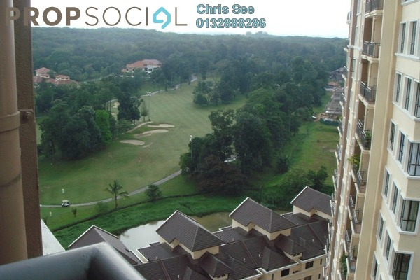 For Sale Condominium at Casa Indah 1, Tropicana Freehold Semi Furnished 2R/2B 638k