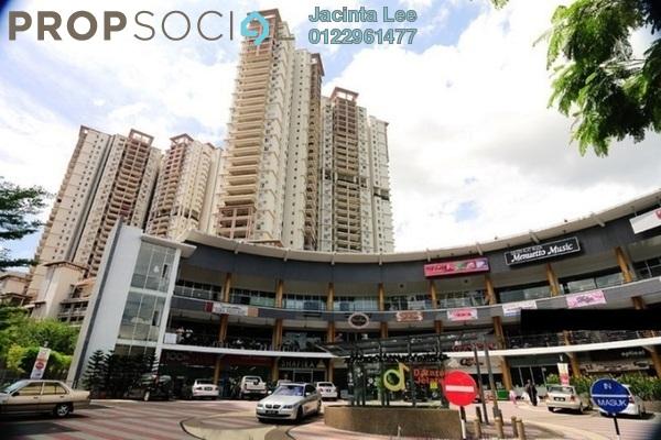For Sale Condominium at Seri Maya, Setiawangsa Freehold Semi Furnished 3R/2B 630k