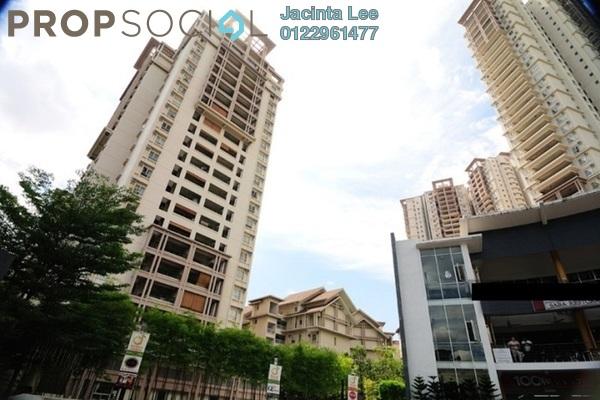 For Sale Condominium at Seri Maya, Setiawangsa Freehold Semi Furnished 3R/2B 535k