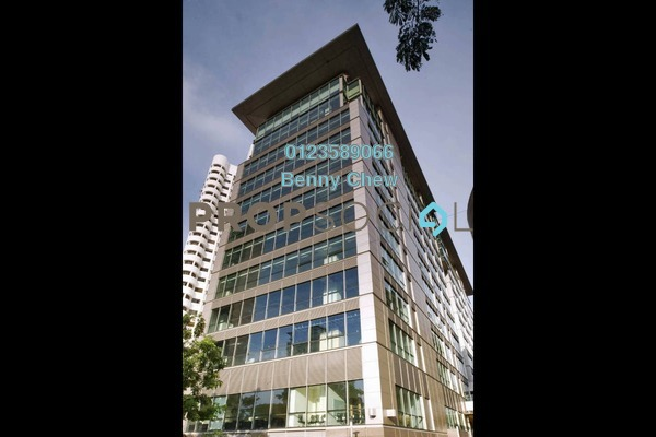 For Rent Office at Menara BRDB, Bangsar Freehold Semi Furnished 0R/0B 21.3k