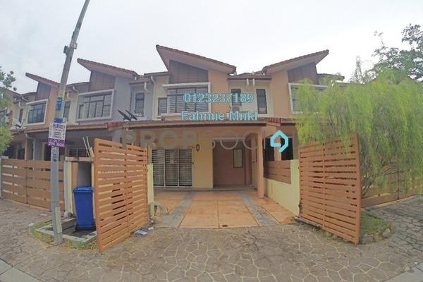 For Sale Terrace at Subang Bestari, Subang Leasehold Semi Furnished 4R/3B 650k