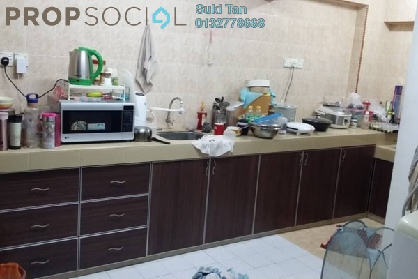 For Sale Condominium at Aman Satu, Kepong Freehold Semi Furnished 3R/2B 280k
