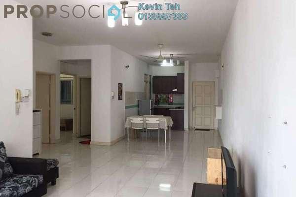 For Sale Condominium at Metropolitan Square, Damansara Perdana Freehold Fully Furnished 3R/2B 555k
