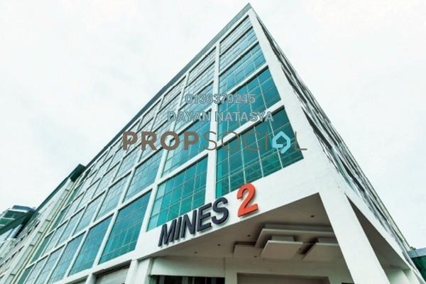 For Rent Shop at Mines 2, Seri Kembangan Freehold Semi Furnished 2R/2B 101k
