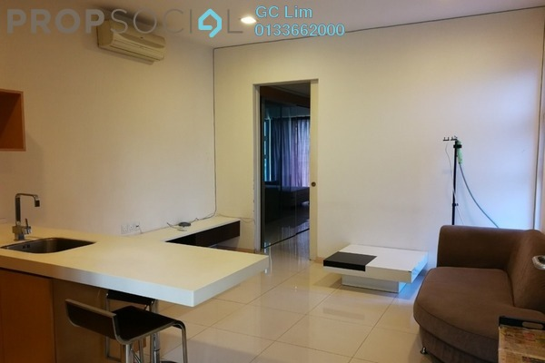 For Sale Condominium at Pertama Residency, Cheras Freehold Semi Furnished 1R/1B 340k