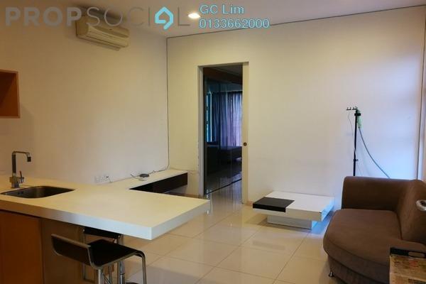 For Sale Condominium at Pertama Residency, Cheras Freehold Semi Furnished 1R/1B 340k