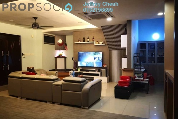 For Sale Terrace at Sunway SPK Damansara, Kepong Freehold Semi Furnished 5R/3B 2m