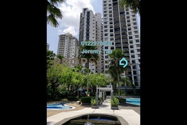 For Sale Condominium at Lanai Kiara, Mont Kiara Freehold Semi Furnished 3R/2B 680k
