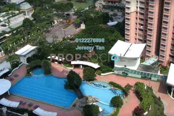 For Sale Condominium at Mont Kiara Bayu, Mont Kiara Freehold Semi Furnished 2R/2B 700k