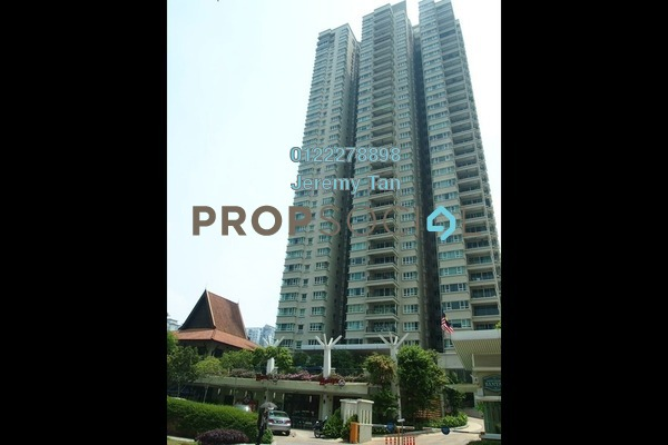 For Sale Condominium at Mont Kiara Banyan, Mont Kiara Freehold Fully Furnished 4R/4B 2m