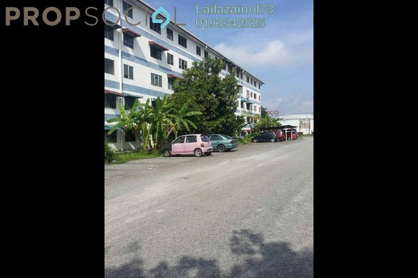 For Sale Apartment at Bukit Sentosa 2, Bukit Beruntung Leasehold Unfurnished 3R/1B 70k