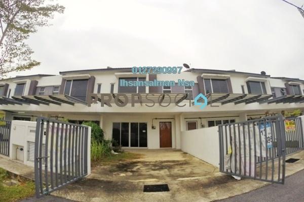 For Sale Terrace at Aquila @ Alam Sutera, Kuala Selangor Freehold Unfurnished 4R/3B 480k