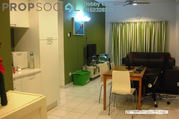 For Sale Condominium at Saujana Aster, Putrajaya Freehold Fully Furnished 3R/2B 430k
