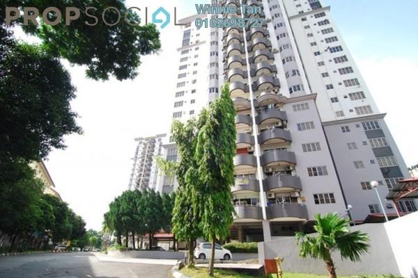 For Rent Condominium at Desa Cindaimas, Old Klang Road Freehold Fully Furnished 3R/2B 1.6k