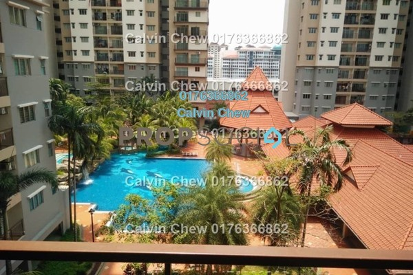 For Sale Condominium at Kelana Mahkota, Kelana Jaya Freehold Unfurnished 3R/2B 477k