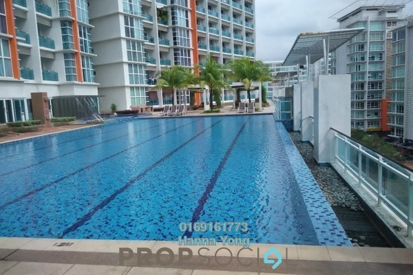 For Sale Serviced Residence at Oasis Ara Damansara, Ara Damansara Freehold Fully Furnished 2R/2B 750k