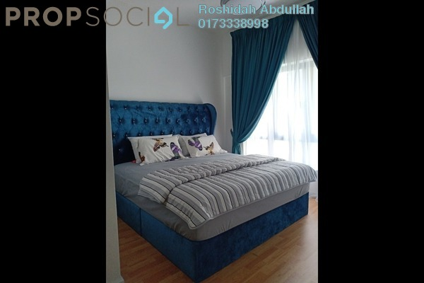 For Sale Serviced Residence at Suria Residence, Bukit Jelutong Freehold Fully Furnished 1R/1B 550k