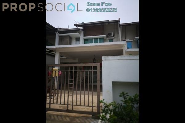 For Sale Terrace at Duranta, Bandar Seri Coalfields Freehold Semi Furnished 4R/4B 650k