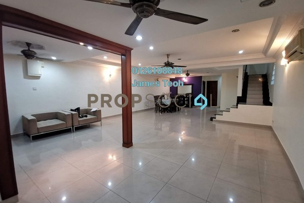 For Sale Terrace at Taman Chi Liung, Klang Freehold Semi Furnished 5R/4B 668k