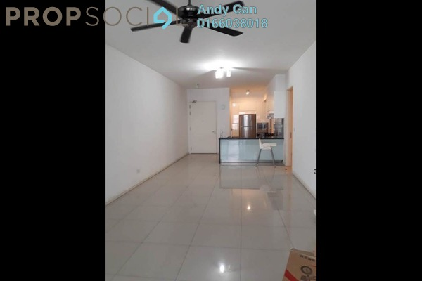For Rent Condominium at 288 Residency, Setapak Freehold Semi Furnished 4R/2B 1.85k