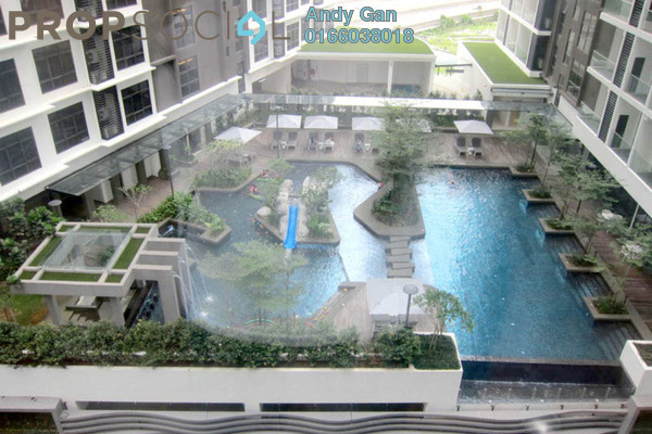 For Rent Condominium at Summer Suites, KLCC Freehold Fully Furnished 1R/1B 2.7k