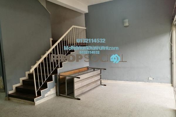 For Sale Terrace at Taman Cuepacs, Batu 9 Cheras Freehold Unfurnished 4R/3B 590k