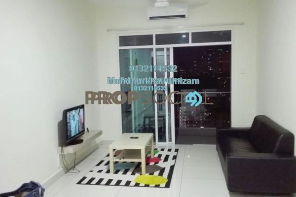 For Sale Condominium at Saville @ The Park, Pantai Freehold Fully Furnished 3R/2B 700k