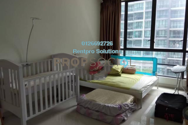 For Rent Condominium at The Z Residence, Bukit Jalil Freehold Fully Furnished 3R/2B 2.3k
