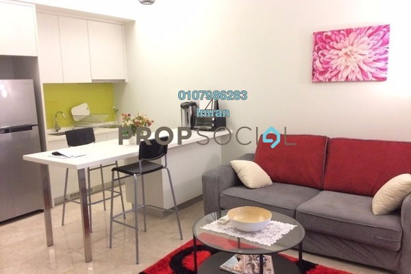 For Rent Serviced Residence at The Signature, Sri Hartamas Freehold Fully Furnished 1R/1B 2.2k