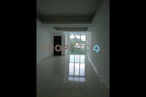 For Sale Serviced Residence at Chelsea, Sri Hartamas Freehold Unfurnished 0R/1B 500k