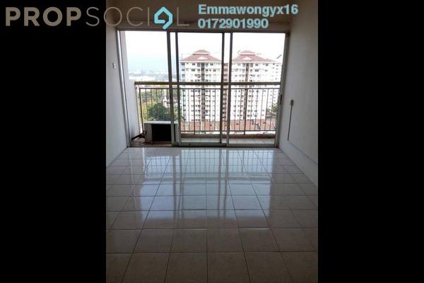 For Sale Condominium at Plaza Medan Putra, Bandar Menjalara Freehold Unfurnished 3R/2B 320k