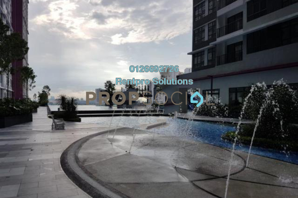 For Rent Condominium at Casa Green, Bukit Jalil Freehold Fully Furnished 3R/2B 1.25k