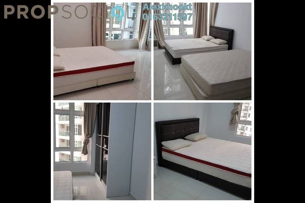 For Rent Condominium at Sri Putramas II, Dutamas Freehold Fully Furnished 3R/2B 2.5k