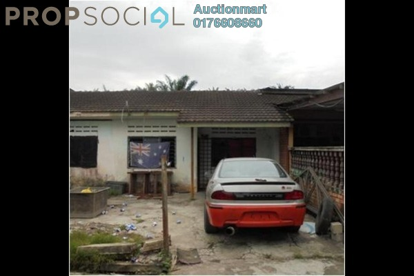 For Sale Terrace at Bestari Jaya, Kuala Selangor Leasehold Unfurnished 0R/0B 108k