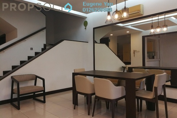 For Sale Townhouse at Nadia, Desa ParkCity Freehold Semi Furnished 4R/3B 1.98m