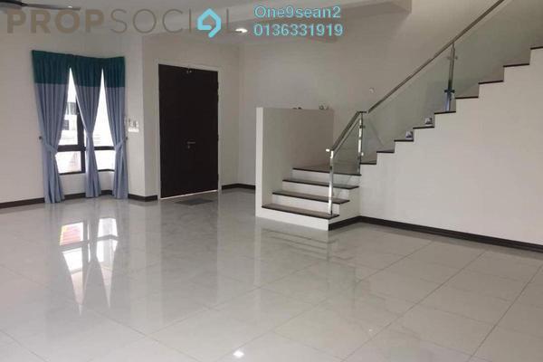 For Rent Terrace at Anggun 2, Setia Alam Freehold Semi Furnished 5R/4B 2.3k